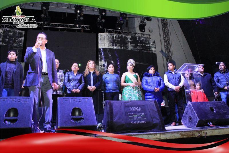 Concluye con éxito Feria del Elote Xiloxoxtla 201