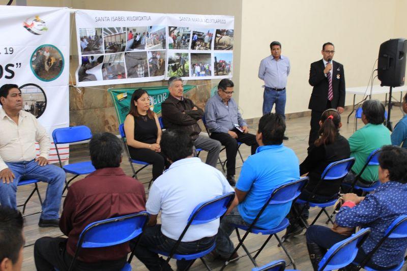 Clausura Pérez Juárez cursos de veterinaria